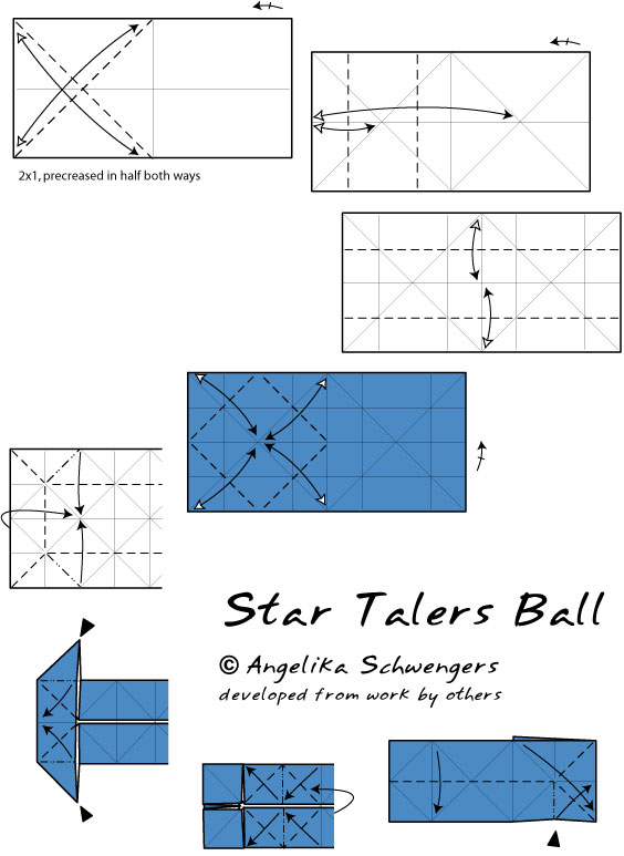 Star Talers Ball by Angelika Schwengers