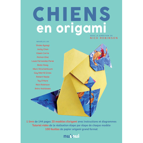 Origami Dogs (Italian and French)