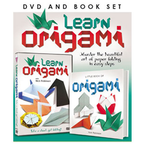Learn Origami (DVD & Book)
