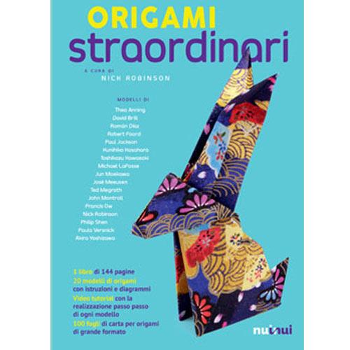 Extraordinary Origami (Italian)