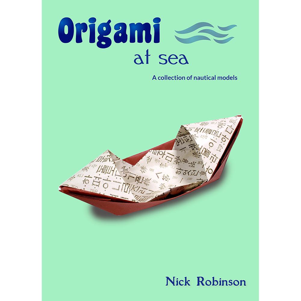 origami at sea cover